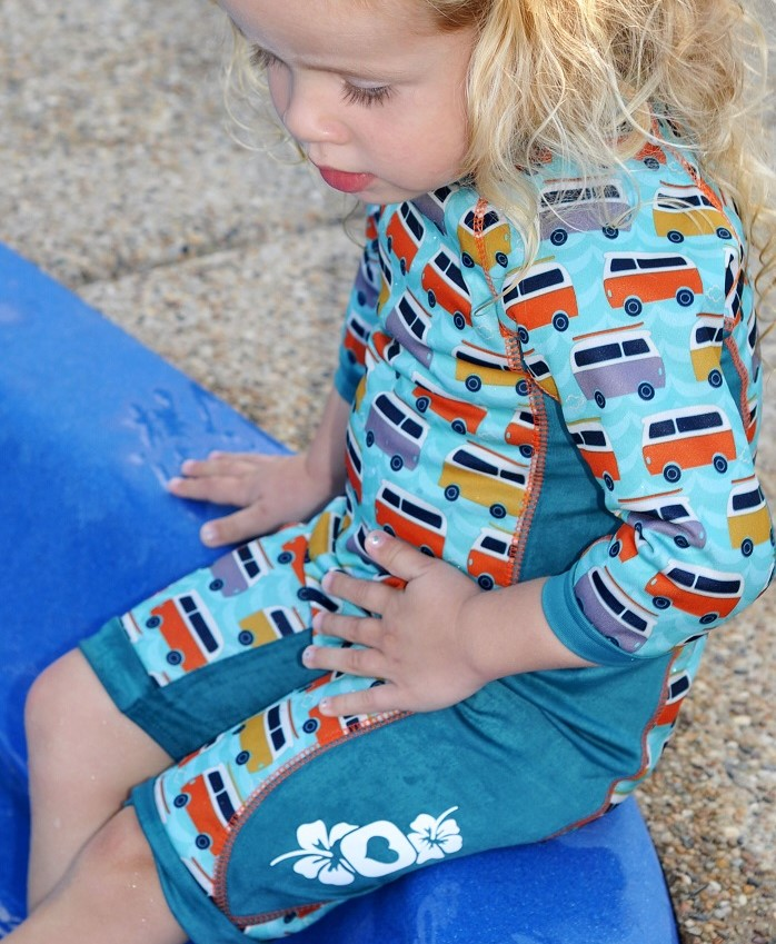 Pop-in Toddler Snug Suit