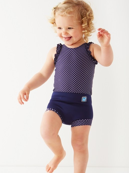 Spotty Swim Nappy Costume