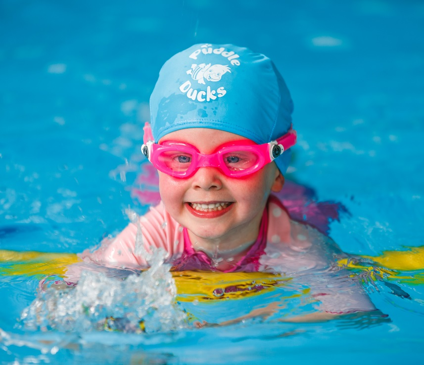 'Moby' swim goggles by Aqua Sphere