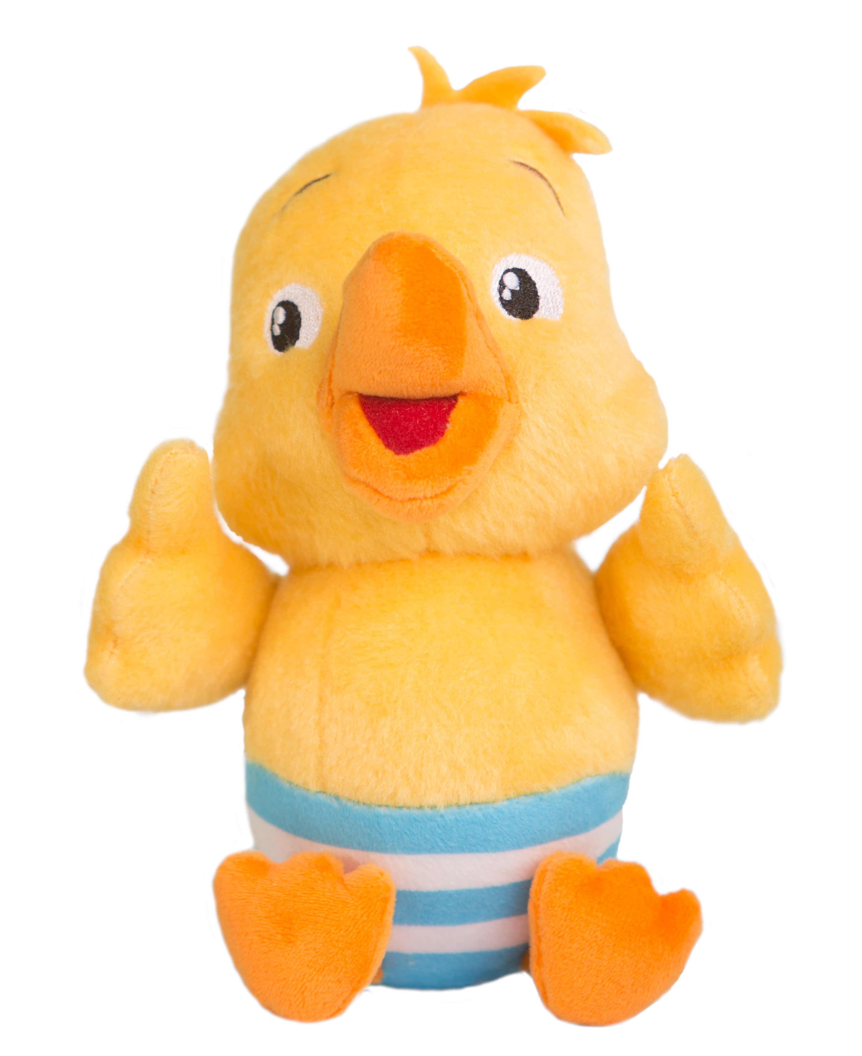 Cuddly 'Puddle the Duck' Toy