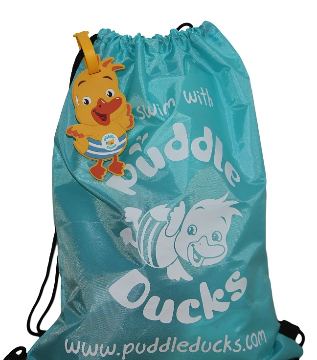 Duck Bag Name Tag