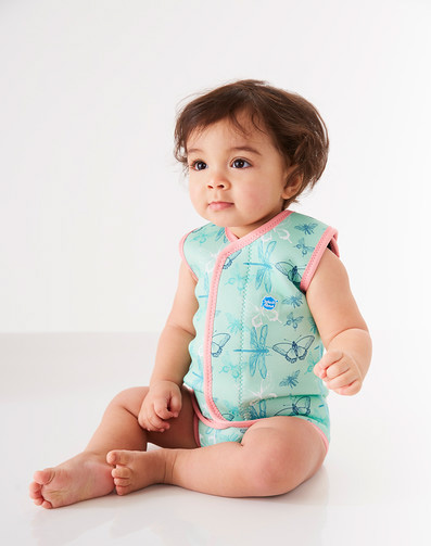 Baby Wrap Wetsuit - dragonfly