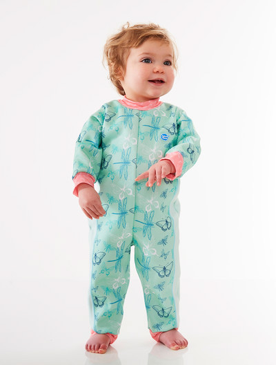 WarmInOne Baby Wetsuit - dragonfly