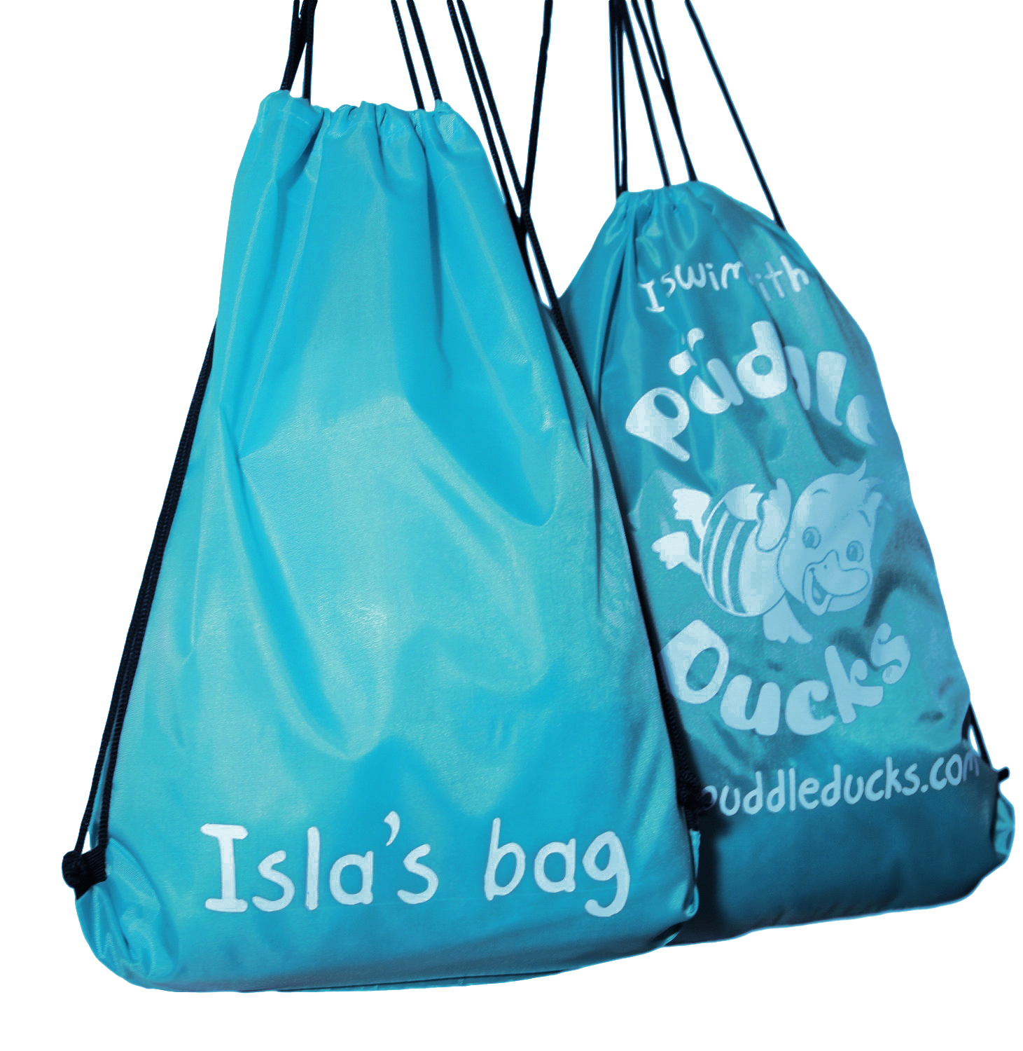 Personalised Puddle Ducks Swimbag