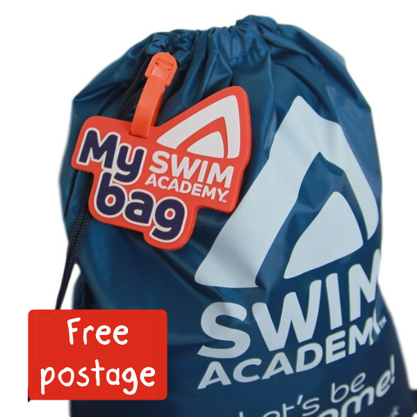 Swim Academy Swimbag & Bag Tag