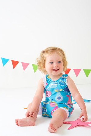 Tutti Frutti Happy Nappy Swimming Costume