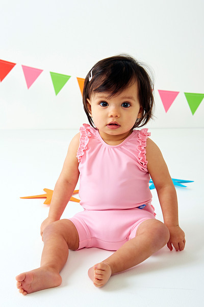 Frilly Happy Nappy Swimming Costume