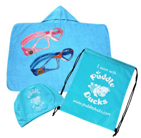 Personalised Swim Academy Accessories Starter Pack