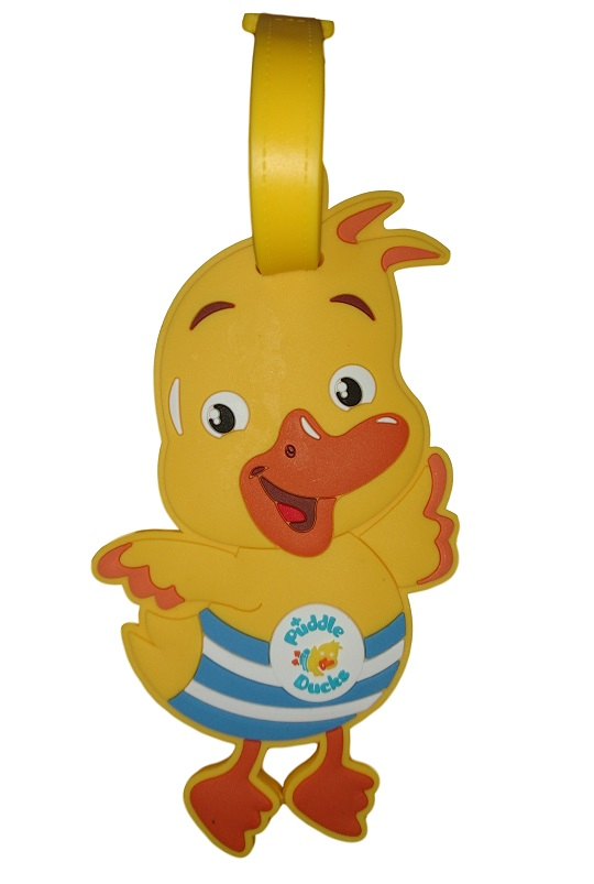 Puddle Ducks Swimbag & Bag Tag