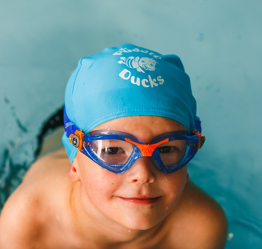 'Kayenne Jr' swim goggles by Aqua Sphere