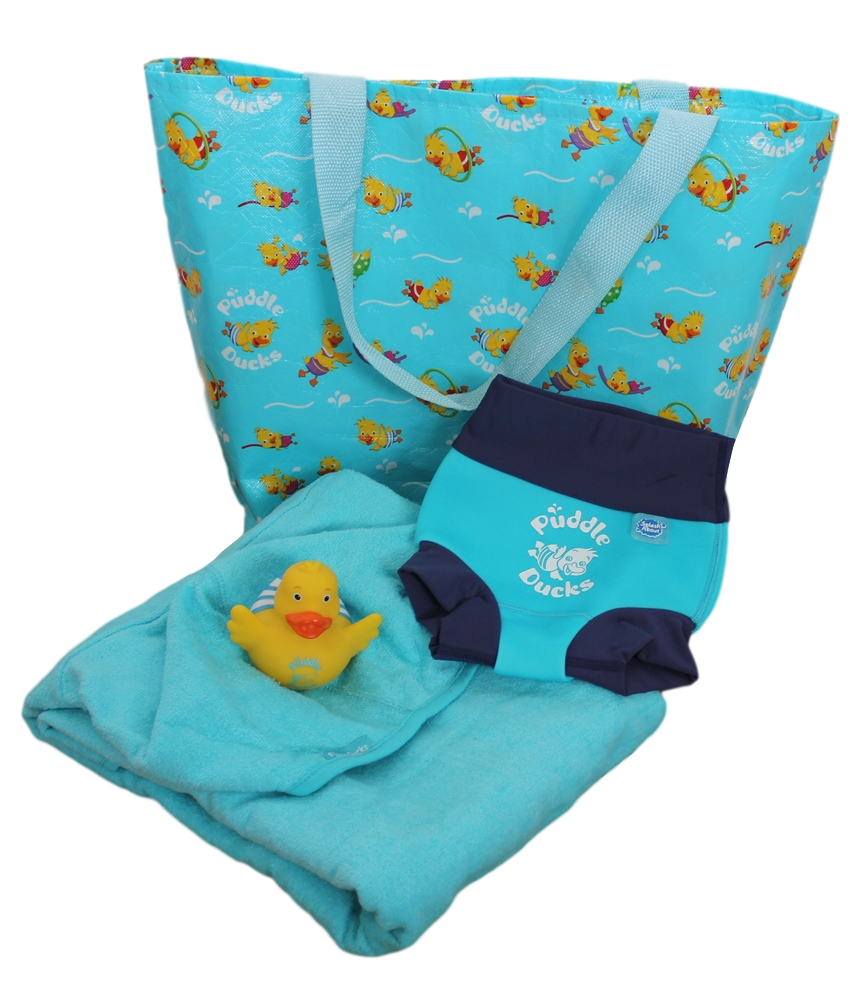 Baby Swimming Kit With Towel