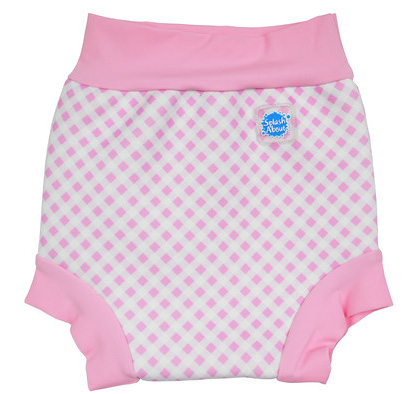 Happy Nappy - pink gingham