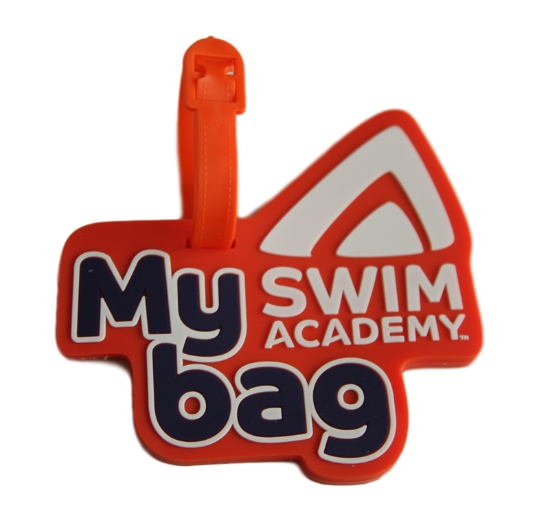 Swim Academy Bag Tag