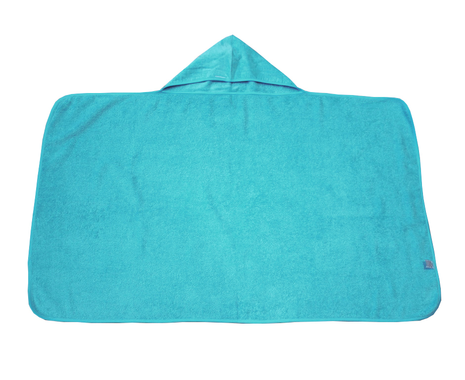 Puddle Ducks Hooded Towel